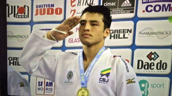 Registrenses se destacam em competições de judô Eduardo Katsuhiro