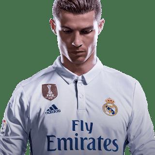 FIFA 18 Facepack