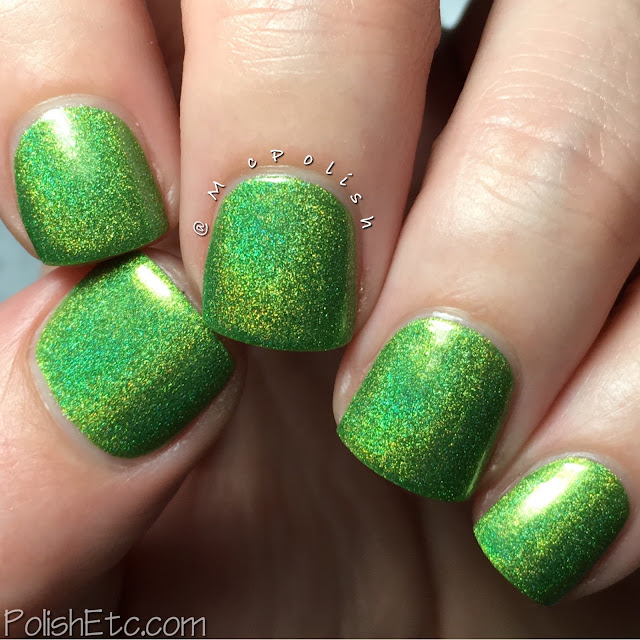 Nine Zero Lacquer - ROY G BIV Collection - McPolish - Spectrum