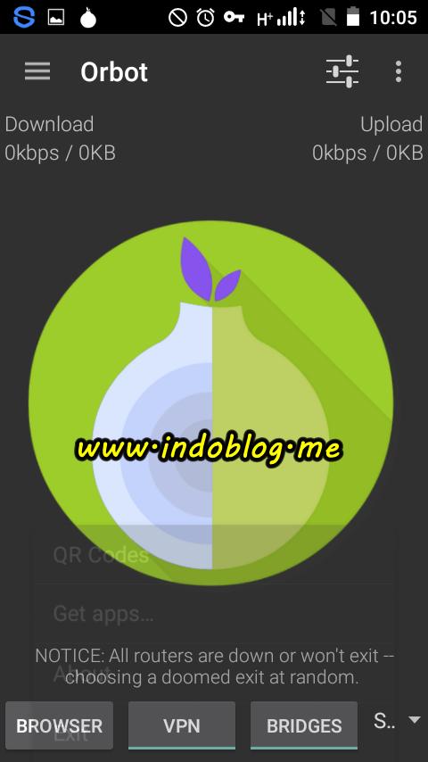 Cara Membuka Situs Yang Diblokir Internet Positif Di ...
