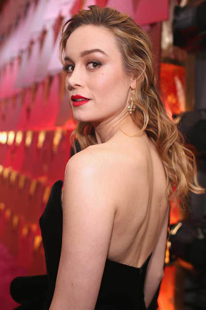 Brie Larson at an 89th Annual Academy Awards