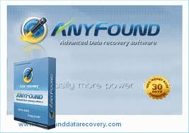 Download Free Photos Recovery Tool, AnyFound Recovery software