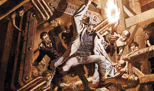Jonah Hex in All Star Western