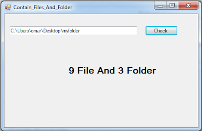 VB.Net - Check If Folder Contains Files