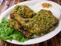 Resep Ayam Bumbu Cabai Hijau