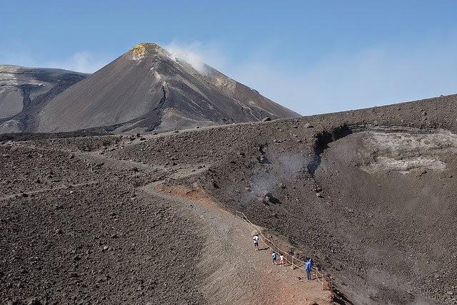 Mt. Etna Sicily