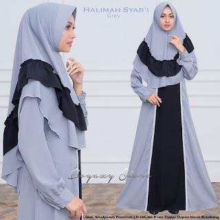 Halimah Syar'i by Boyazy
