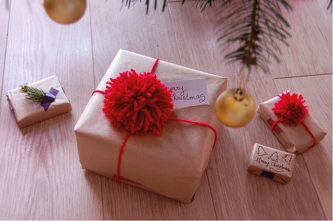 blog-de-casamento-natal-presente-embalagem-papel-craft-pompom-la