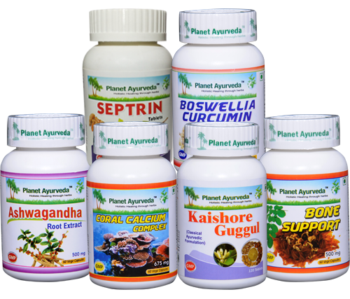 Herbal Formulations to Treat Aspergillus osteomyelitis