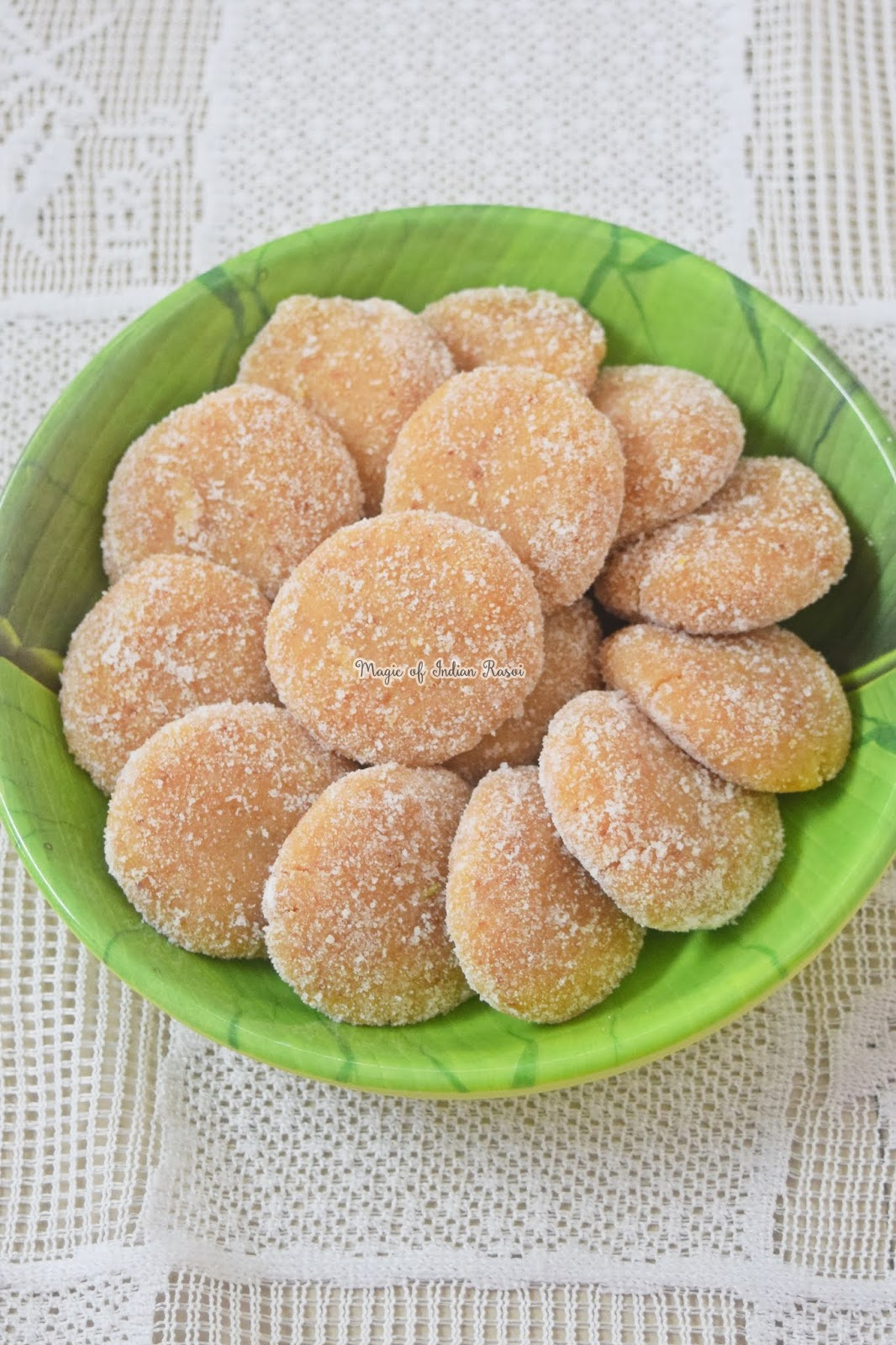 Mathura Peda Recipe - Mathura ke Pede - 2