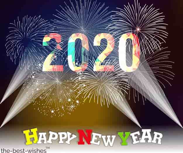 happy new year images for love