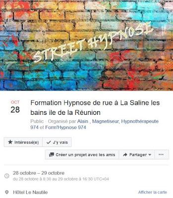 Alain Fropier Formation Hypnose de rue