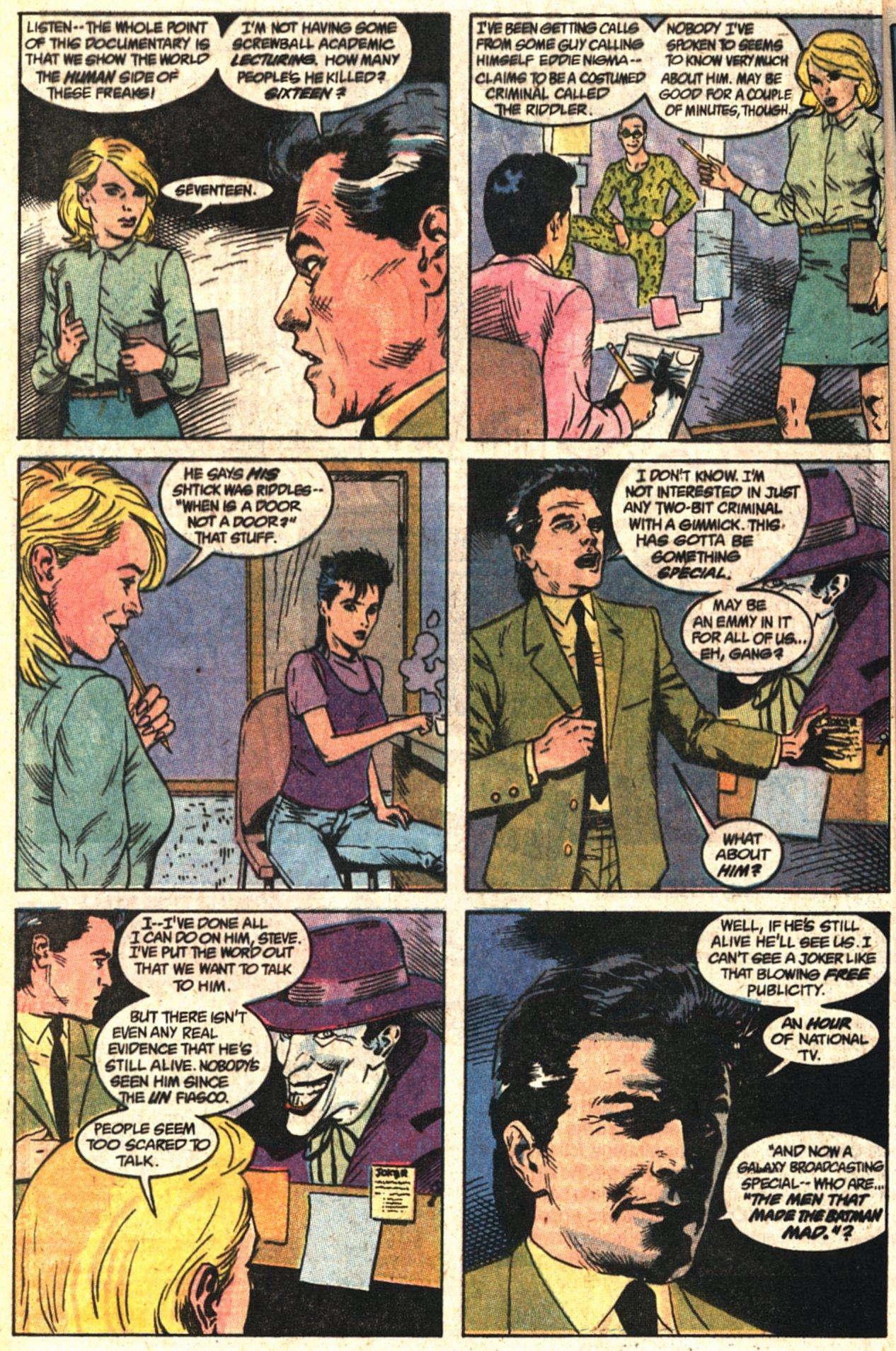 Read online Secret Origins (1986) comic -  Issue # _Special 1 - 6