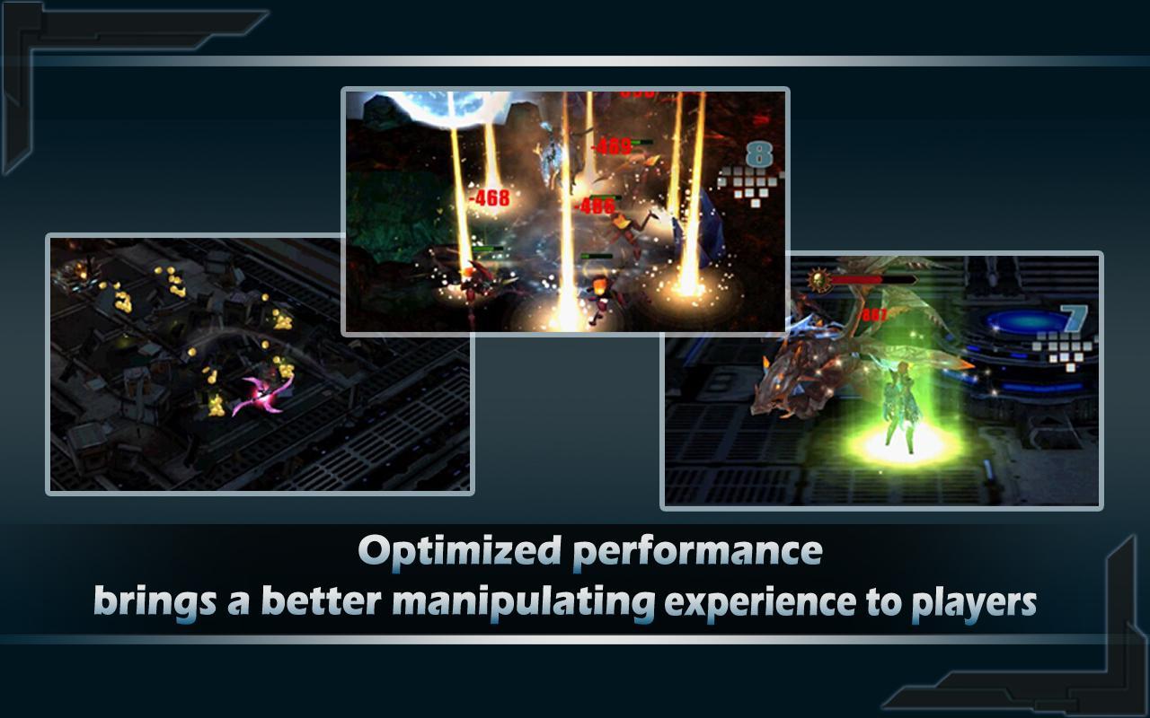 Angels Revenge 3D Free MOD APK terbaru