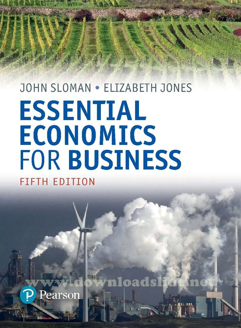 Economics Sloman 8th Edition Pdf