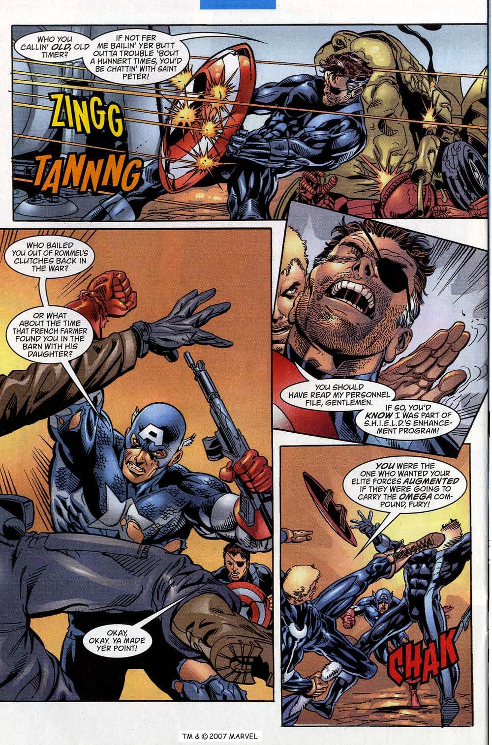 Captain America (1998) Issue #43 #50 - English 24