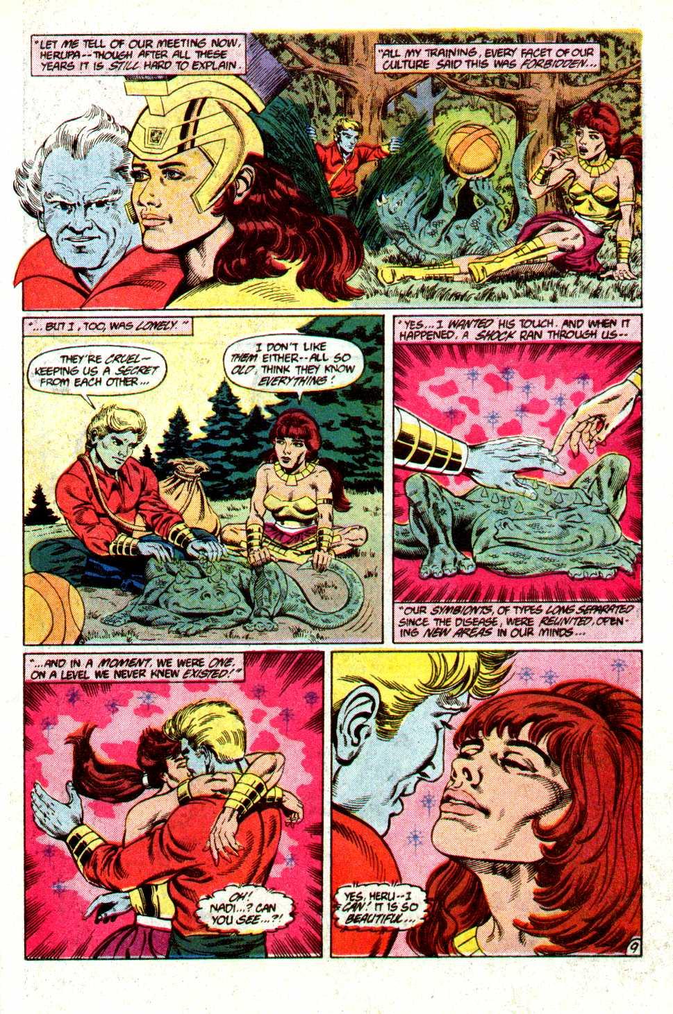 Read online Secret Origins (1986) comic -  Issue #23 - 11