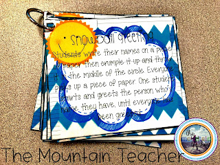 https://www.teacherspayteachers.com/Product/Morning-Meeting-Greetings-Activities-1998538