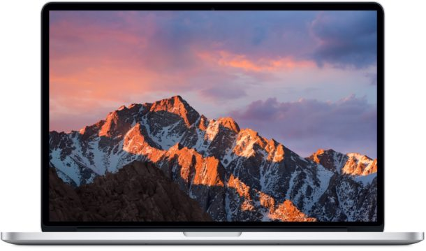 MacOS Sierra released