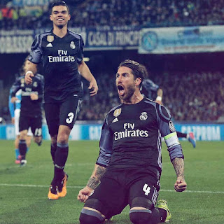 UCL: Bayern Humiliates Arsenal 10-2 On Aggregate, Madrid Through To Quarter Finals