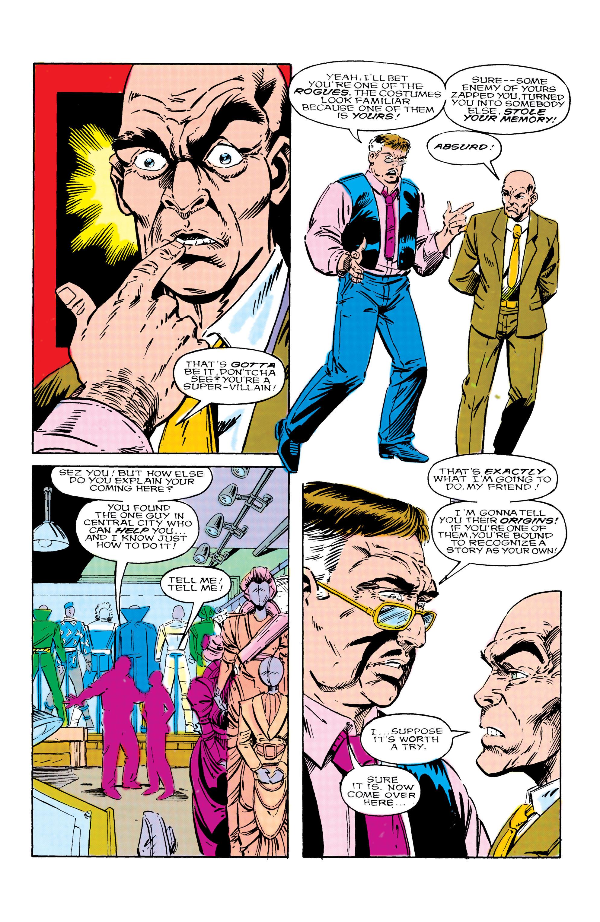 Read online Secret Origins (1986) comic -  Issue #41 - 8