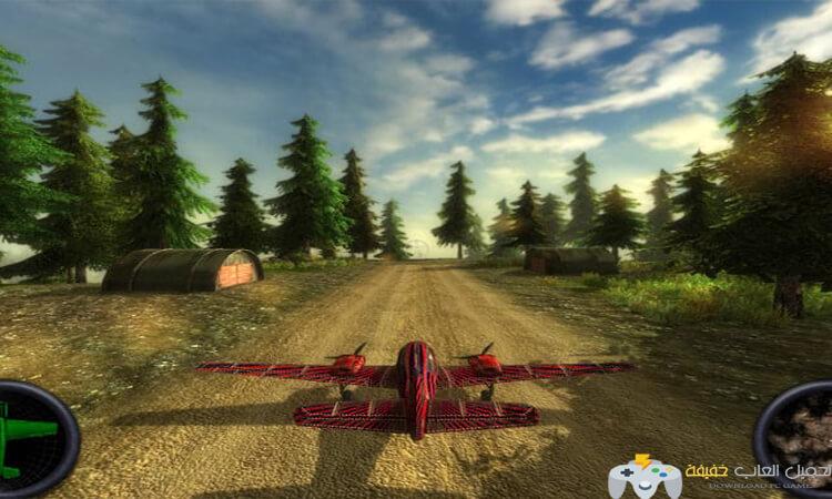 تحميل لعبة سباق الطائرات Sky Runners مجانا للكمبيوتر