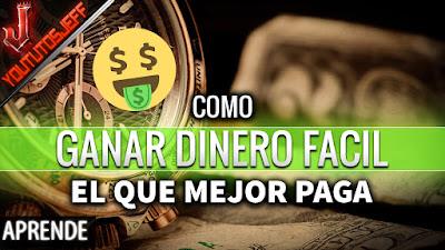 Como Ganar Dinero por internet GRATIS 2017 Facil y Rapido