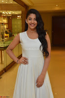 Daksha Nagarkar Cute Beauty in Sleeveless White Dress at Khwaaish Exhibition Launch 2017 ~  Exclusive 076.JPG