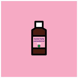 Fasidol Forte : Paracetamol Syrup, Mengatasi Demam Dan Rasa Sakit (Bayi Dan Anak-Anak)