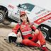 Fernanda Kanno, la representante de las mujeres peruanas en el Rally Dakar