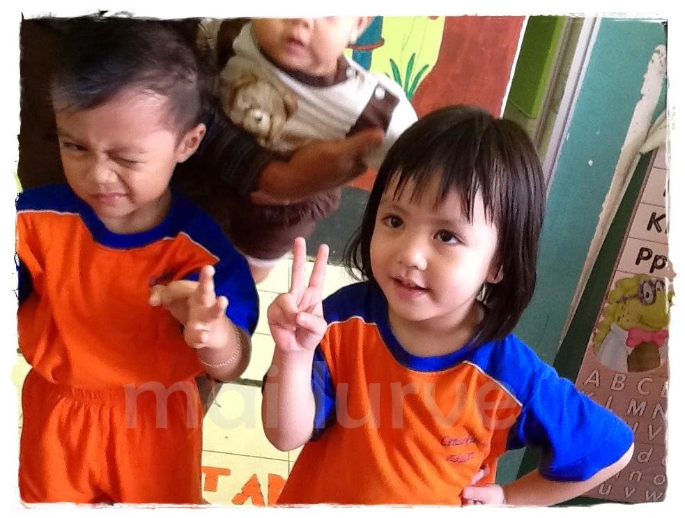 Oh! Bila Hantar Anak ke Nurseri/Pengasuh…