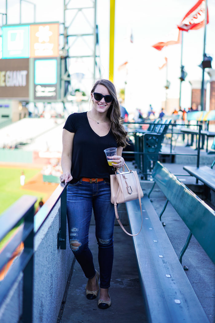 size 40 129dd 7d16d San Francisco Giants Game | New York City Fashion and ...