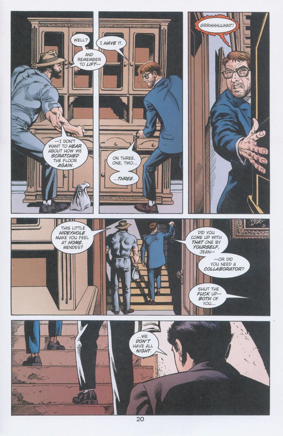 Read online American Century comic -  Issue #14 - 20