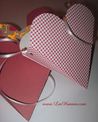 Lee Hansen printable heart shaped boxes