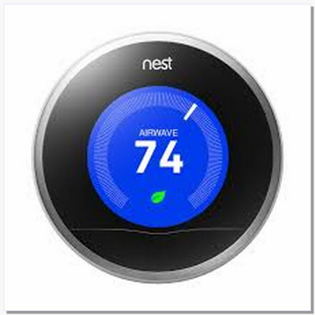 Nest thermostat black Friday Kohls