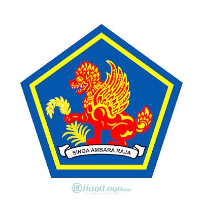Kabupaten Buleleng Logo Vector