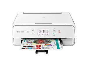 Canon PIXMA TS6051 Printer Driver and Manual Download