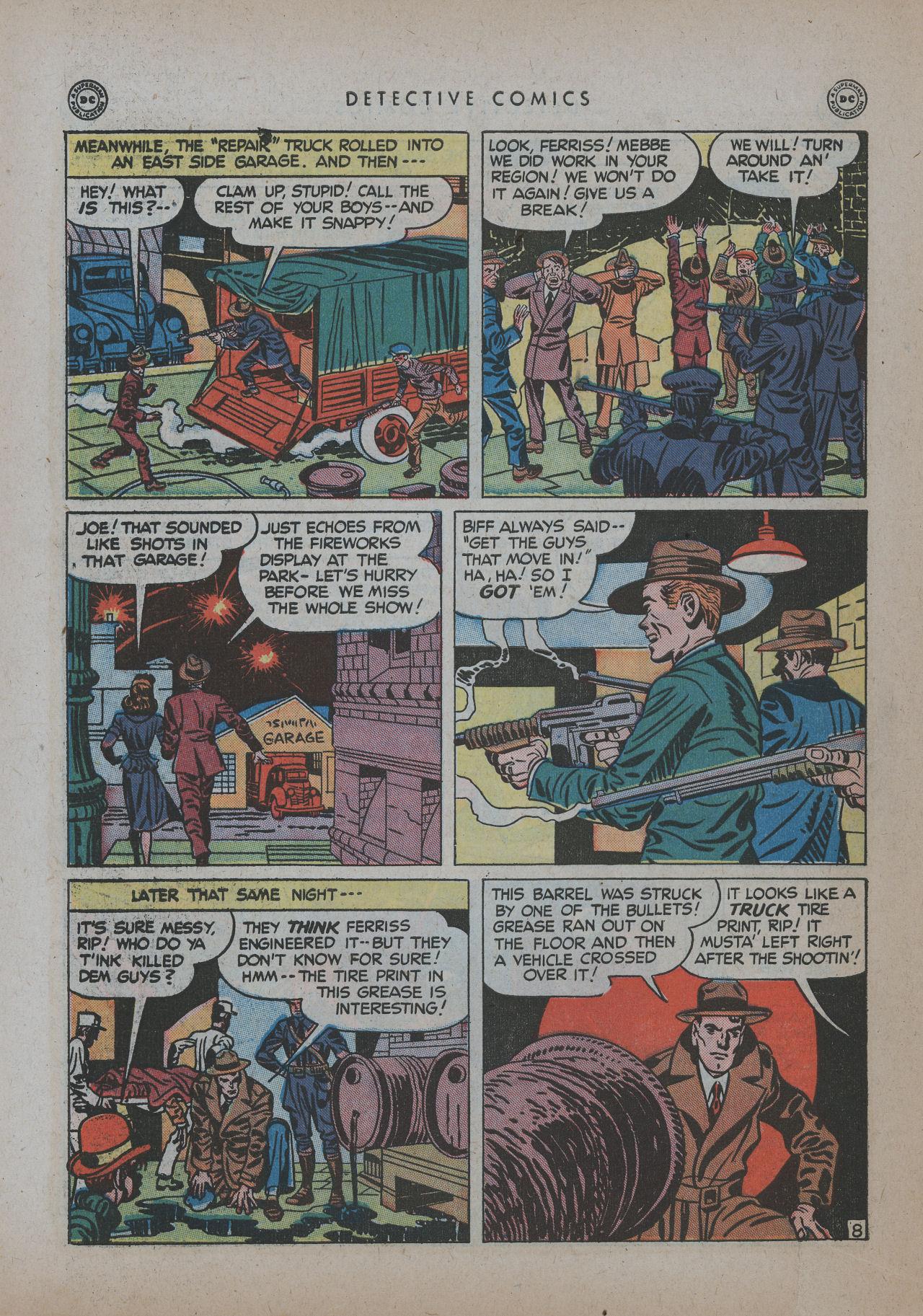 Read online Detective Comics (1937) comic -  Issue #137 - 44