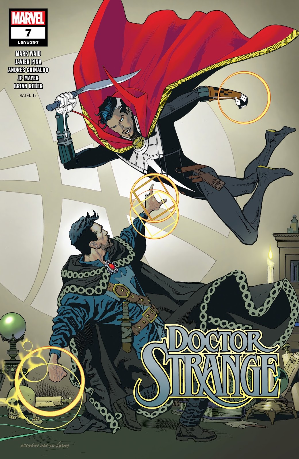 Doctor Strange (2018) issue 7 - Page 1