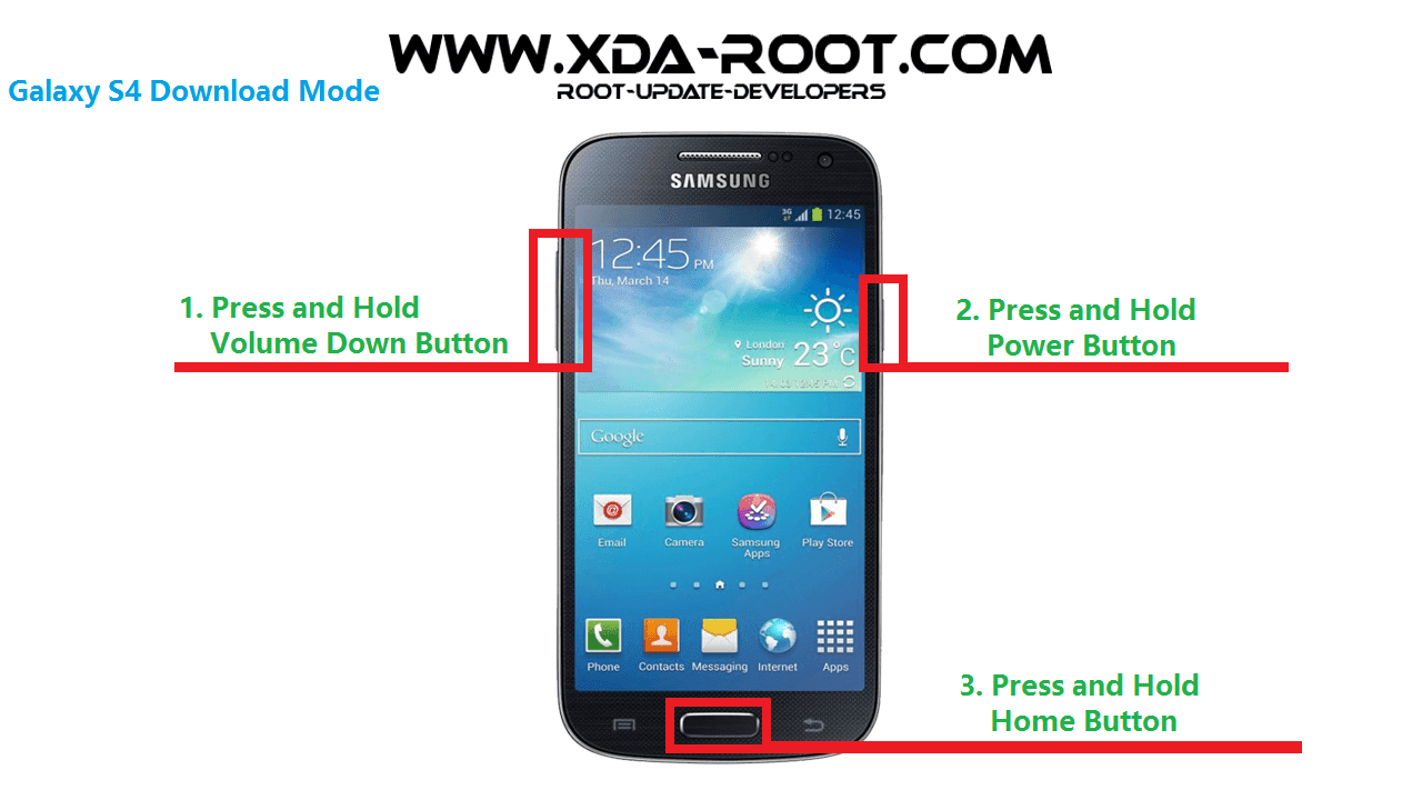 download mode-galaxy-s4-mini-i9190