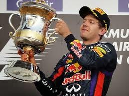 Vettel 3. Kind