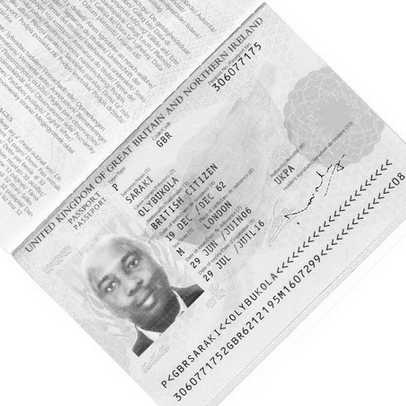bukola saraki british passport