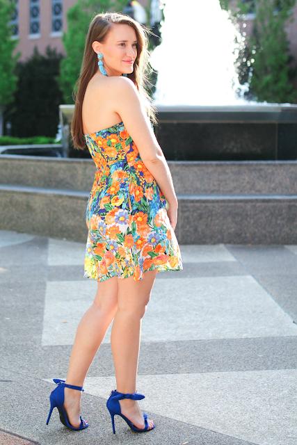 Yumi Kim Gracie Floral Dress