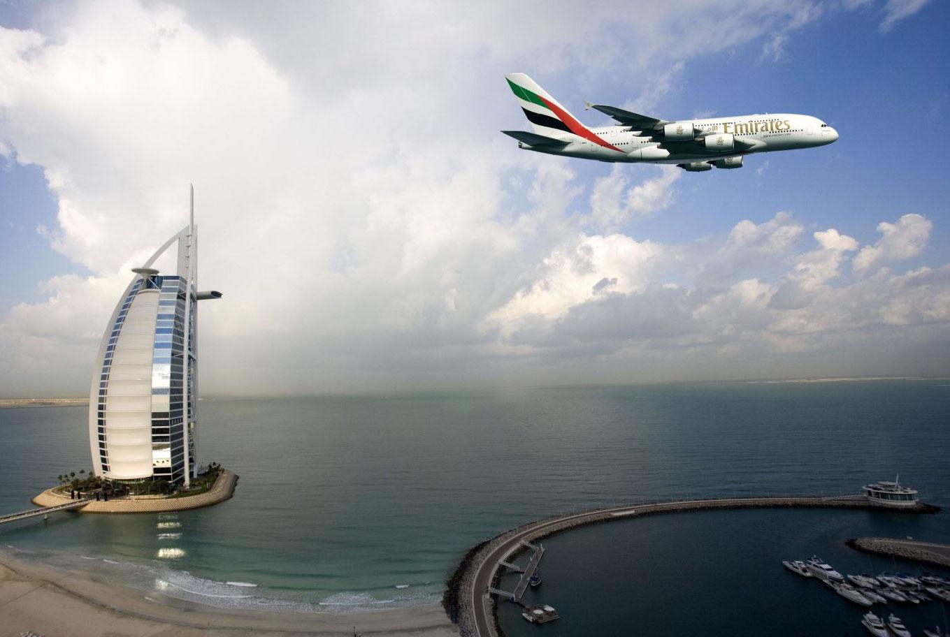 Dubai Hotel Flug