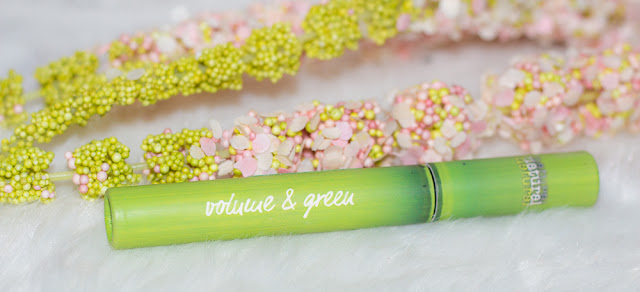 mascara - volume - boho - green