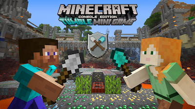 מצב משחק חדש בשם Tumble מתווסף ל-Minecraft בגרסאות הקונסולה שלו