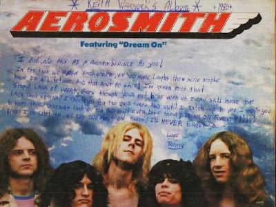 Tommy Mondello's drunken tribute to Keith Warnock on Keith's favorite album
