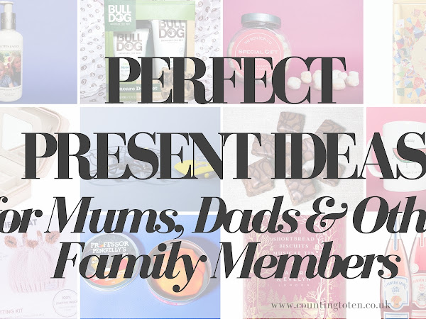 Gift Guide For Mums, Dads and Others You Have Known For A Lifetime