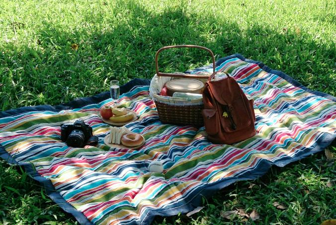 park 01 : 到公園野餐去