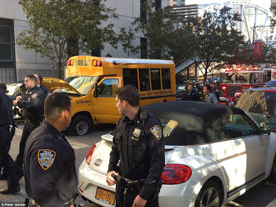 Another attack! 2 feared dead, multiple people injured in shooting in downtown Manhattan